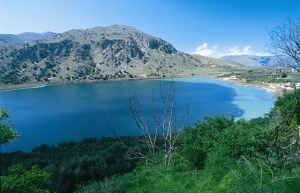 Lovely Lake Kournas!